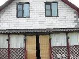 Дом, баня из арболитовых блоков